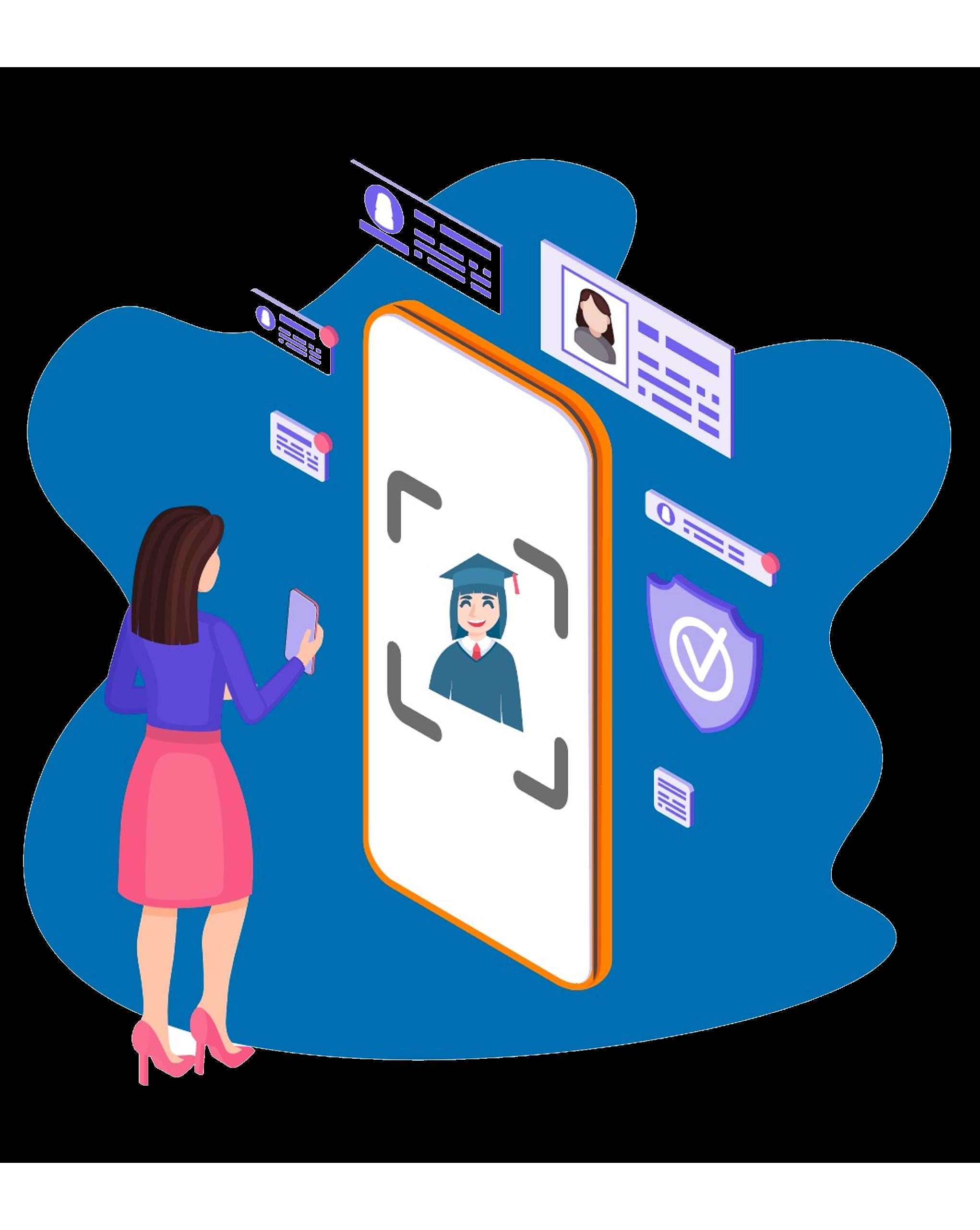 Crea tus identificaciones digitales